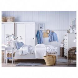 TRATTVIVA Bedspread grey...